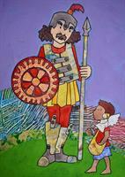 David og Goliat