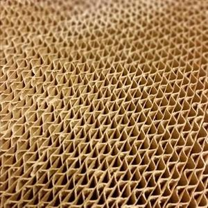 Wellpapp brun 10cmx75m ca 1,07kg