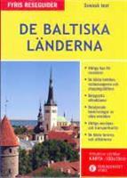 De baltiska länderna m karta