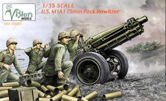 U.S. M1A1 75mm Pack Howitzer