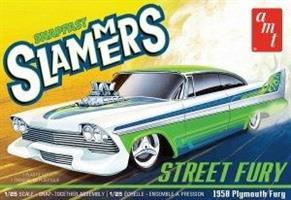 STREET FURY 1958 PLYMOUTH - SLAMMERS - Snapkit