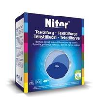 Nitor Tekstilfarge, Kornblå 06