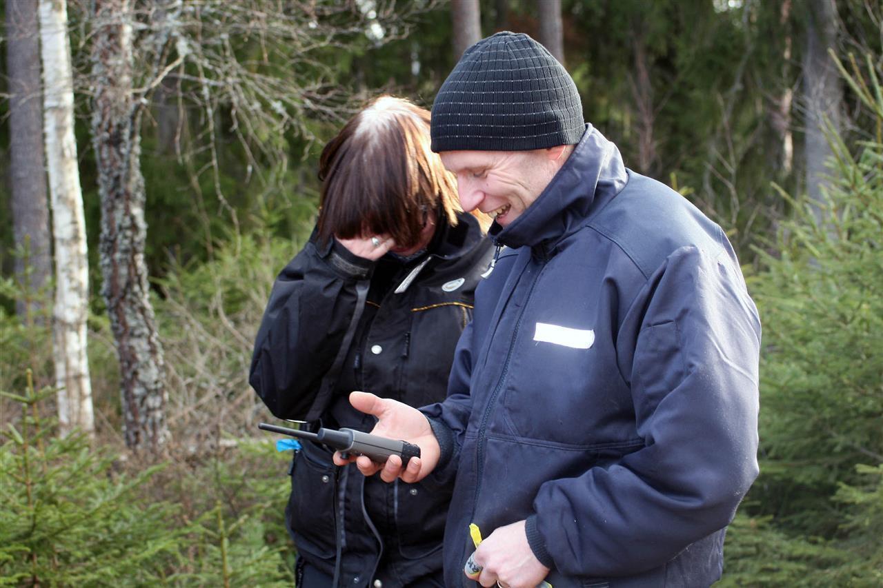 GPS-kunskap