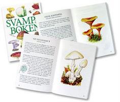 Svampboken - svampar i färg