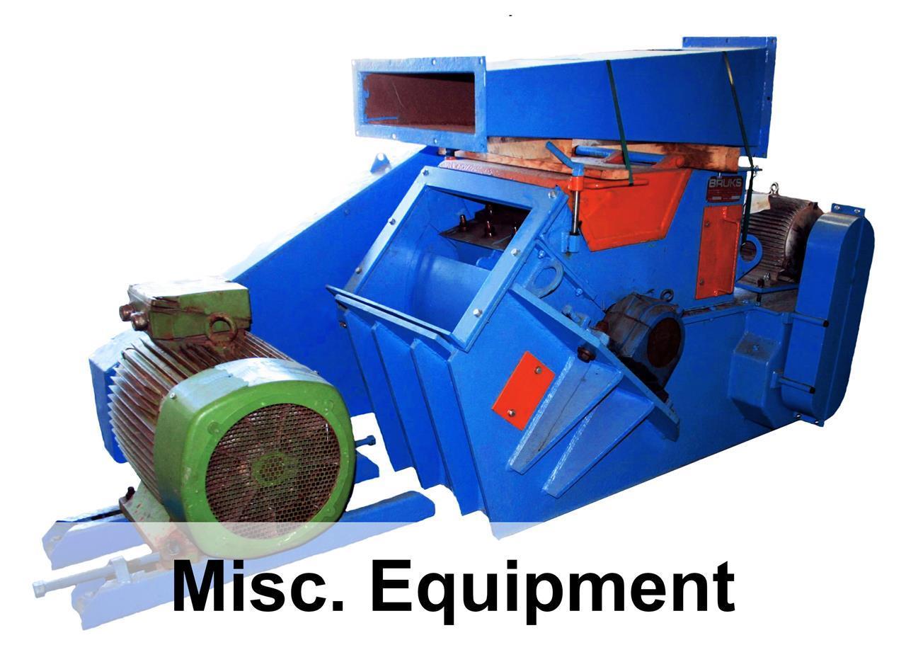 Misc. Equipment