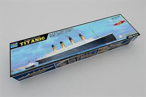 Titanic incl. LED lights