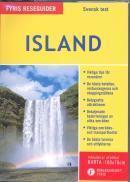 Island med karta Fyris