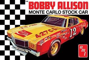 Bobby Allison 1972 Chevy Monte Carlo