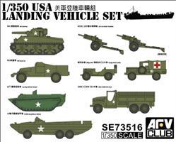 USA Landing Vehicle Set