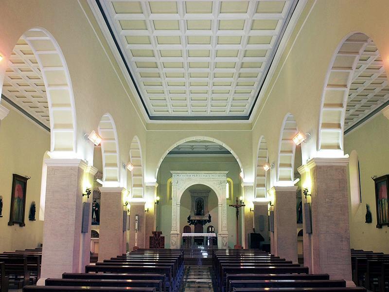 infrapunalämmtin kirkot