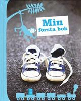 Min första bok blå