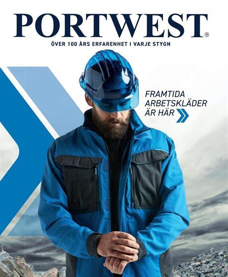 Portwest, Arbetskläder