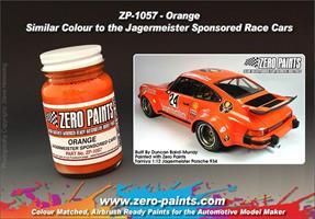 Jagermeister Orange Paint 60ml