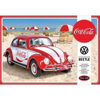 Coca Cola Volkswagen Beetle