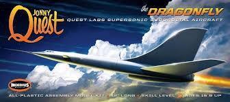 Jonny Quest Dragon Fly
