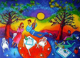Ingrid Roth-Mucic evening