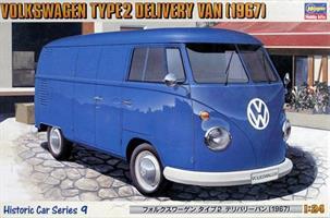 Volkswagen Type2 Delivery Van (1967)