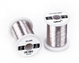 Wire 0,1mm - Silver
