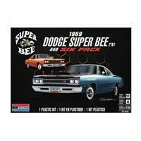 1969 Dodge Super Bee 440 Six Pack