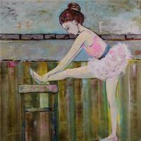 Tone Flesche-Ballerina I