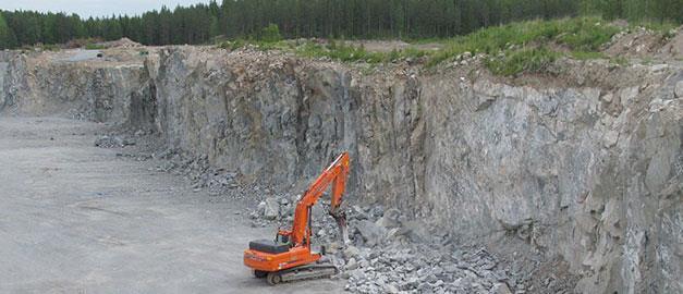 Rapport om Sveriges ballastproduktion 2015 ute nu