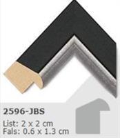 2596JBS - 10x15 cm, Art-glass