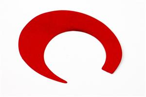Wiggle Tail - XL - Red