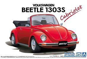Volkswagen 15ADK Beetle 1303S Cabriolet 1975