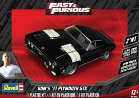 Dom's '71 Plymouth GTX