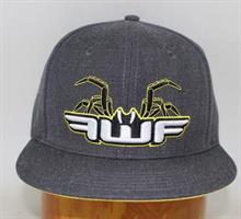 FWF 3D Cap Grey