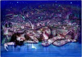 Liz Ravn - One night in Paris