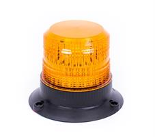 LED varningsljus Gul Planmontage