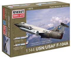 USN/USAF F-104A