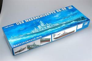 USS Massachusetts BB-59