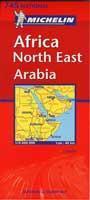 Afrika n ö:a  & Arabien MI745