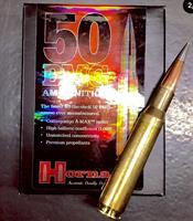 .50 BMG A-TIP MATCH HORNADY 750GR