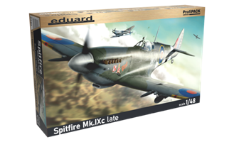 Spitfire Mk.IXc late version ProfiPack Edition