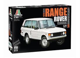 Range Rover Classic 50th Anniversary — Limited Edi