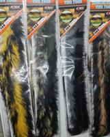 Two Tone Rabbit Strips 4 mm- Nature beige