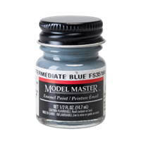Intermediate Blue FS35164 - Flat