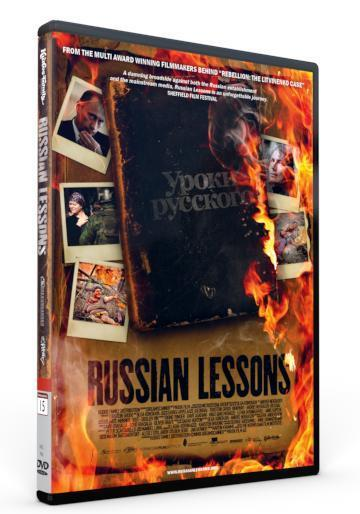 Russian Lessons DVD