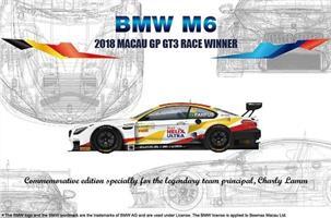 BMW M6 GT3 2018 Macau GP Winner