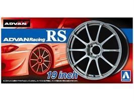 Advan Racing RS Tuned Parts 19 Inch