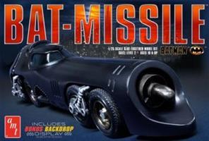 Batman 1989 Batmissile