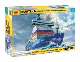 Russian icebreaker project 22220 Arktika