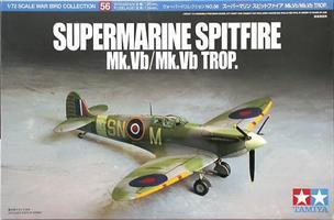 Supermarine Spitfire Mk.Vb/Vb Trop