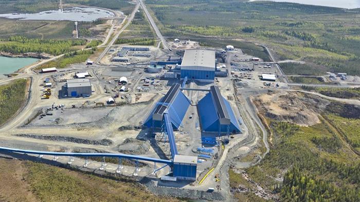 Kaunis Holding redo för återstart av Pajala-gruva