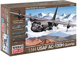 USAF AC-130H Gunship