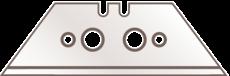 TRAPEZOID BLADE NO. 99 0,63mm Vaihtoterä