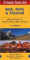 Indien, Nepal & Pakistan 1:4 m